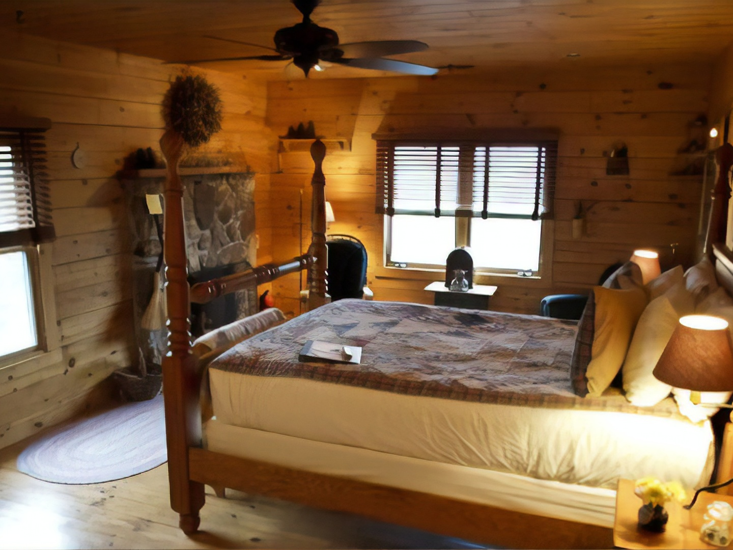 Cabins Bed and Breakfast