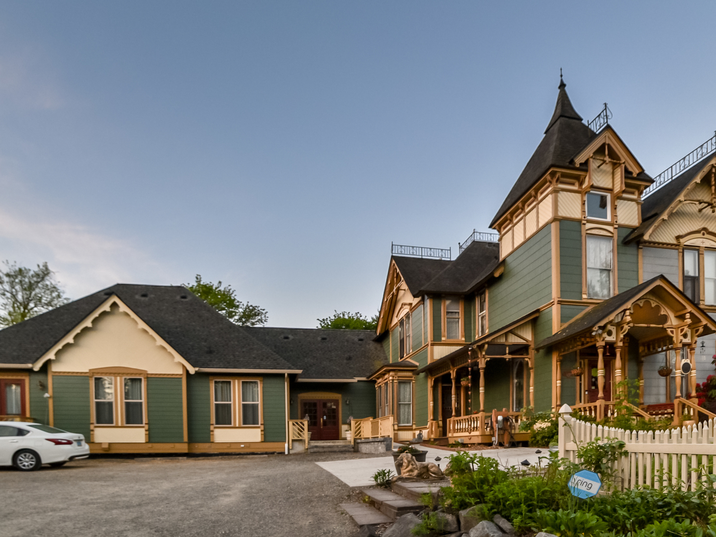 Olympia Bed and Breakfast