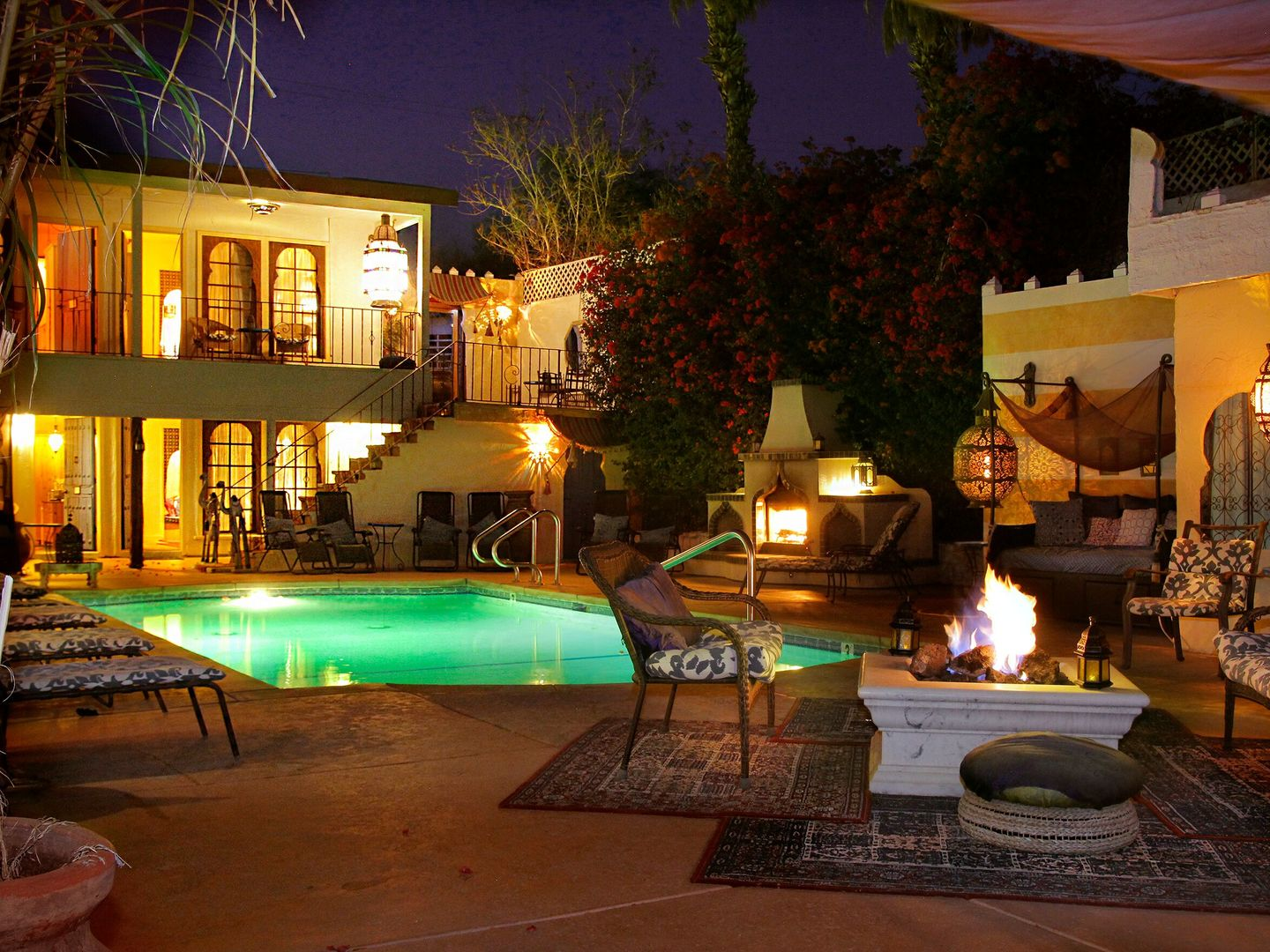 Desert Hot Springs Bed and Breakfast