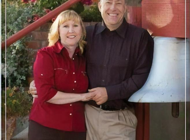 John and Tina Hough (Huff)