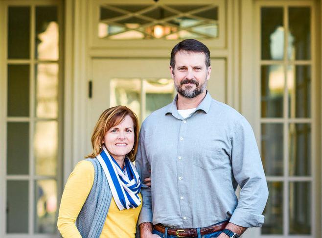 Trey and Dana Tumminello Innkeeper Photo