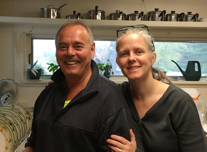 Michael and Julie Wood Innkeeper Photo