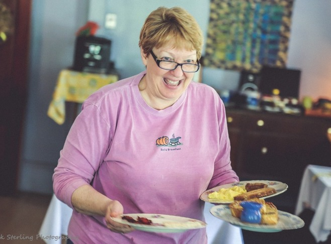 Mary Ann Mayer Innkeeper Photo
