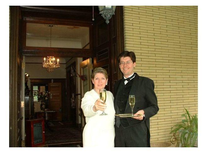 Jim & Sandy Belote Innkeeper Photo