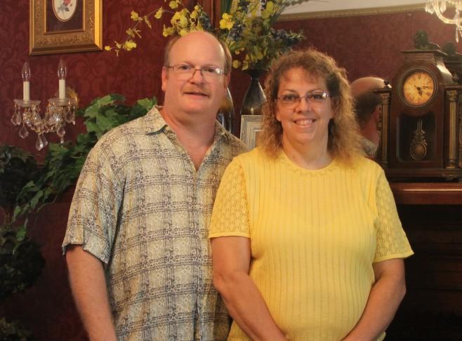 Steve and Lisa Freysz
