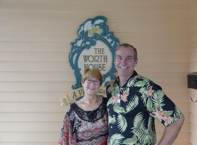 Margi & Doug Erickson Innkeeper Photo