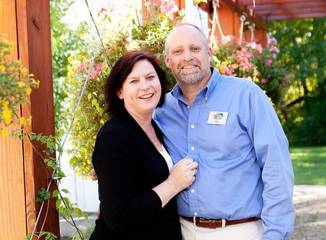 Ruth & Herb Boven Innkeeper Photo