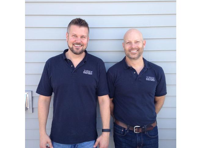 Mark Osborn & Buzz Makarewicz Innkeeper Photo