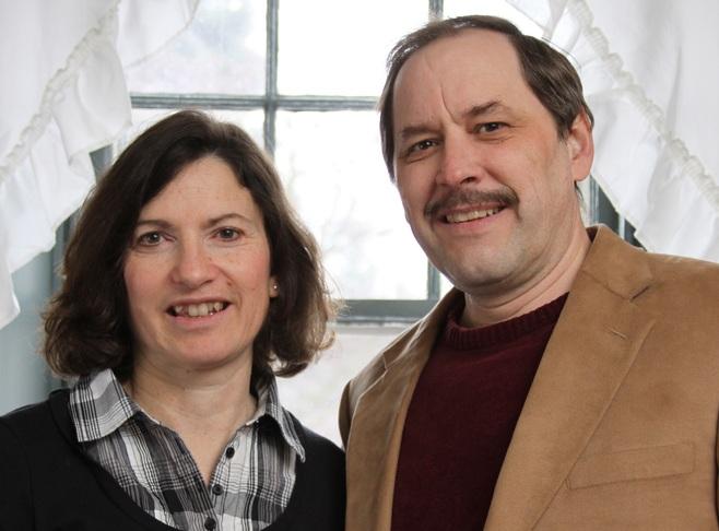 Ed & Stephanie Hersh