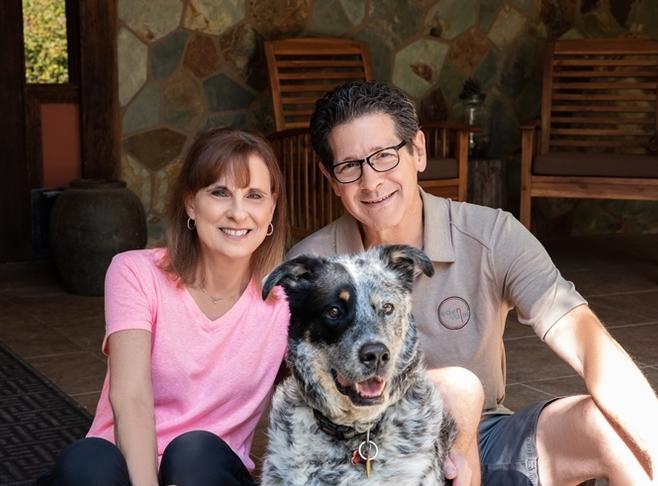 Karen and David Browning