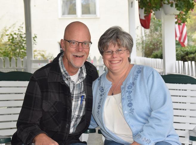 Tammy and Dave Hahn Innkeeper Photo