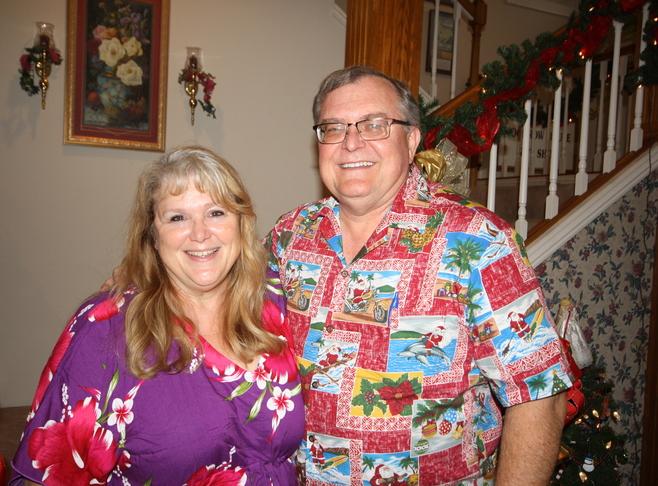 David and Dawn Fleming