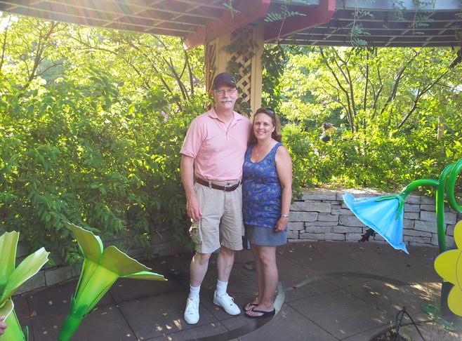 Pamela & Garret Terpstra Innkeeper Photo