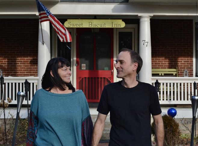 Susan Shah & John Meyer Innkeeper Photo