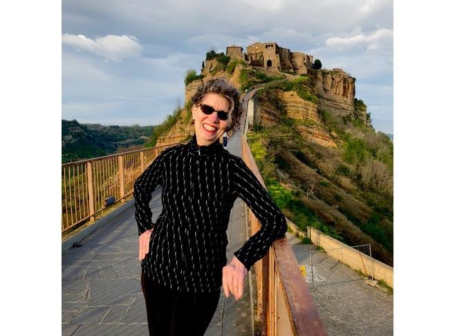 Maggie Sherman Innkeeper Photo