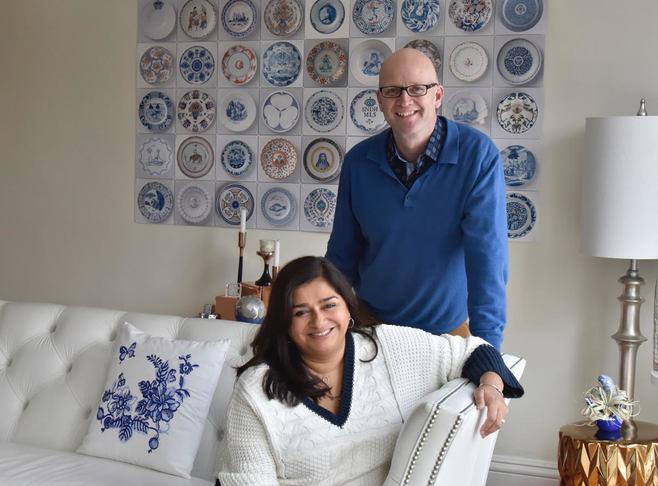 Annabelle & Simon Hunton Innkeeper Photo