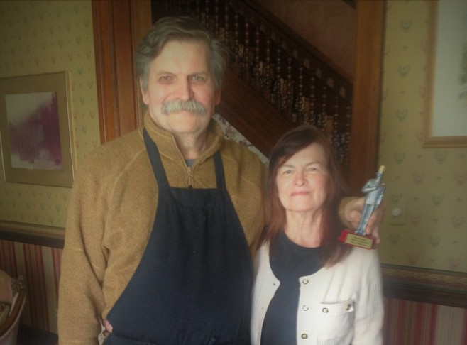 Alan and Sandy Jachinski