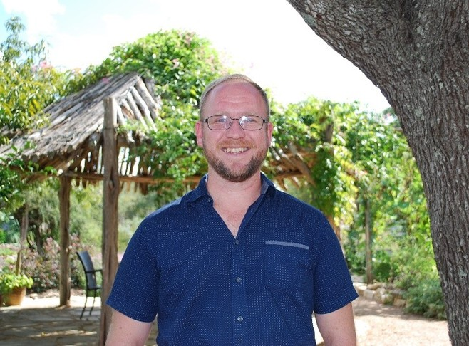 Brad Burkhart - General Manager Innkeeper Photo