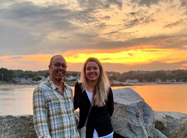 Allison and Keith McDonald Innkeeper Photo