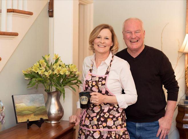 Dan & Diane Rogers Innkeeper Photo