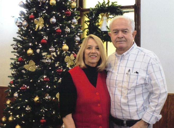 Ken & Sandy Clift Innkeeper Photo