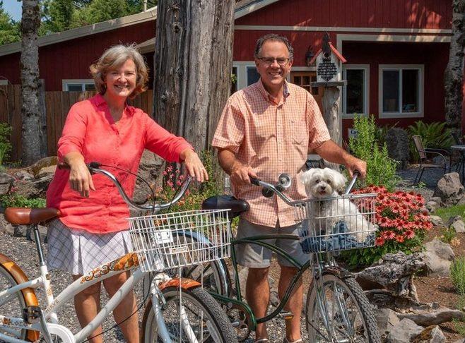 Richard Albert and Theresa Regnier Innkeeper Photo