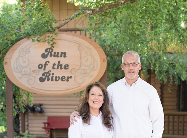 Steve and Jan Bollinger Innkeeper Photo