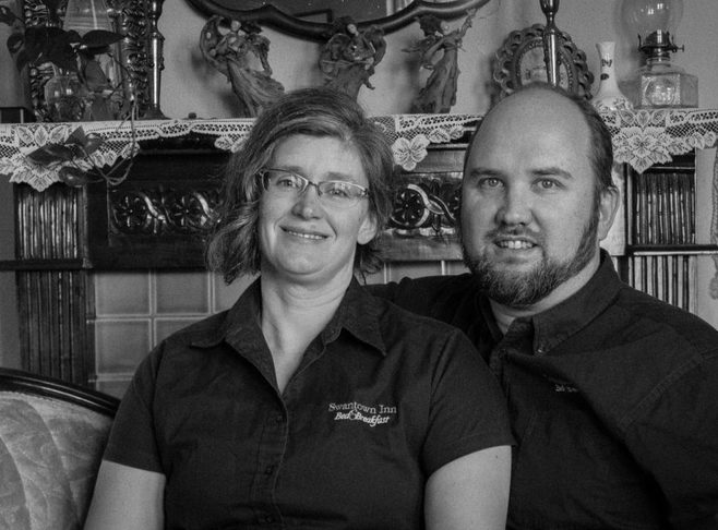 Your Olympia and Beyond Hosts Innkeeper Photo