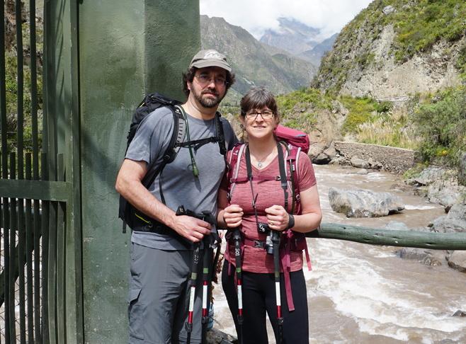 About John & Kerstin Innkeeper Photo