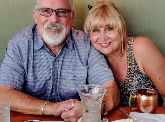 Susie Goldsmith and Bill Verner,  Your Boreas Innkeepers Innkeeper Photo