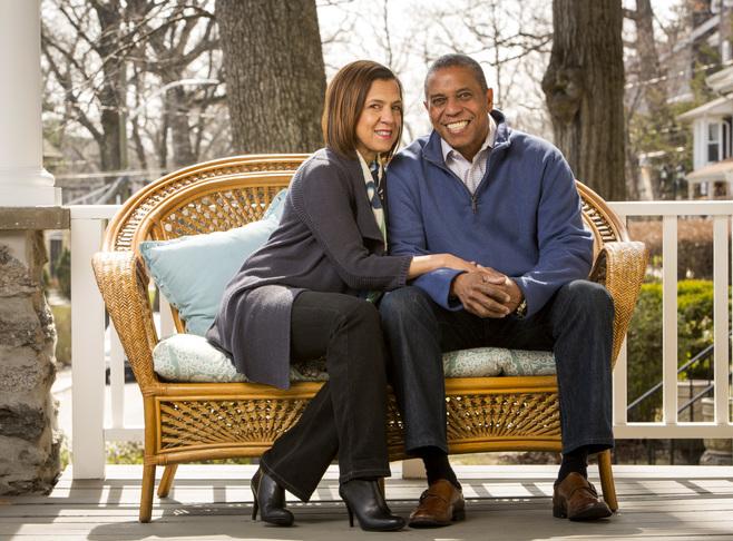 Jeff and Carol Watson Innkeeper Photo