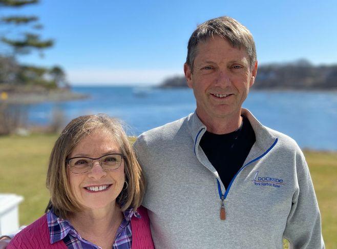 Eric and Carol Lusty Innkeeper Photo
