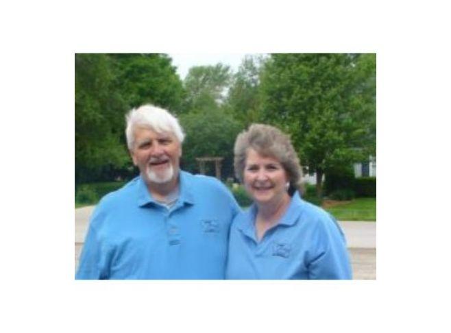 Brian and Bonnie James