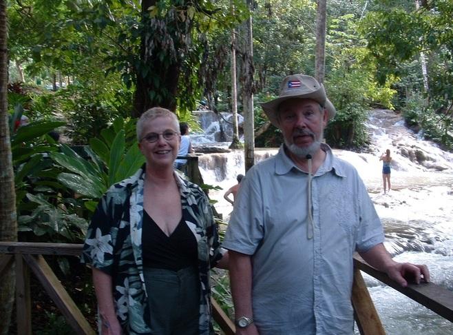 Joe and Susan Woodward