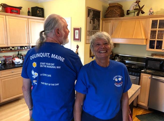 Ann Marie Kenny and Bob