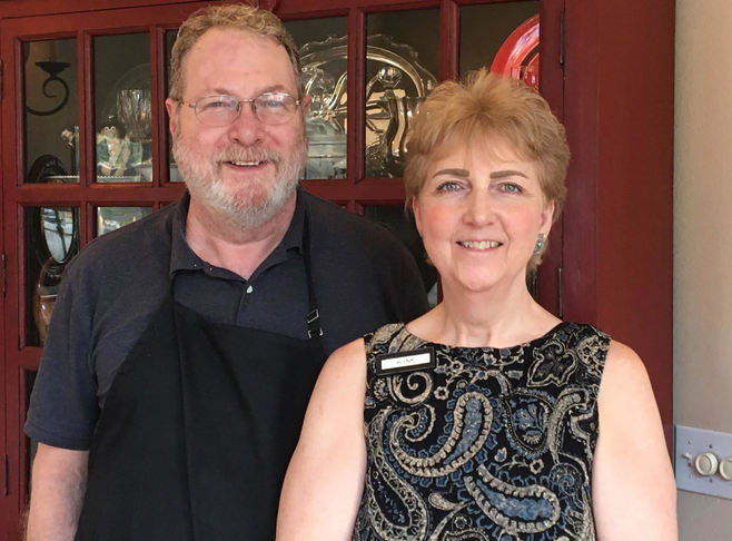 Dave & Kim Wolinski, Owners and Hosts