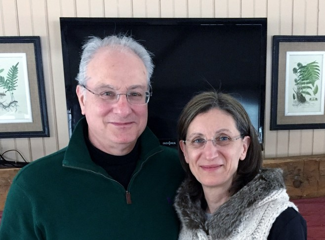 MaryAnn and Jack Orlando welcome you to the INN Innkeeper Photo