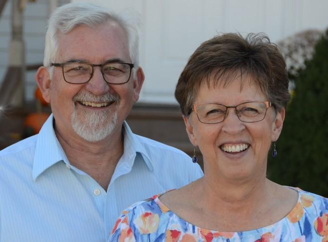 Marc and June Hershberger Innkeeper Photo