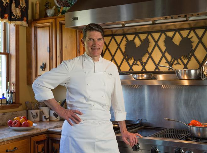 Chef Dayn Smith & Nancy Moon Innkeeper Photo