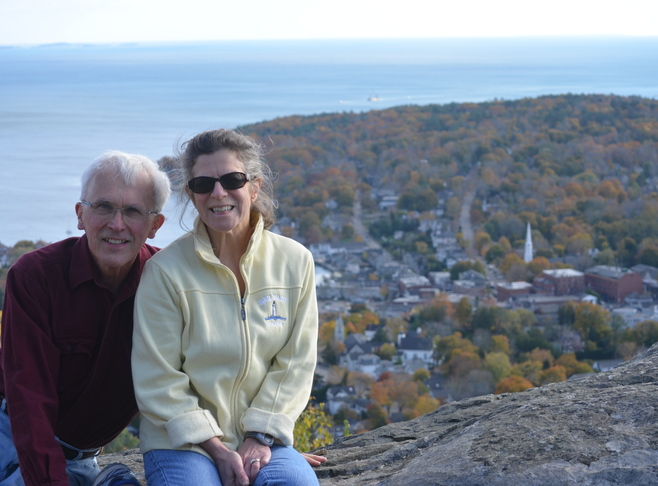 Ted and Lisa Weiss Innkeeper Photo