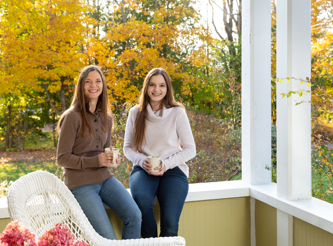 Dawn and Cassidy Welcome You Innkeeper Photo