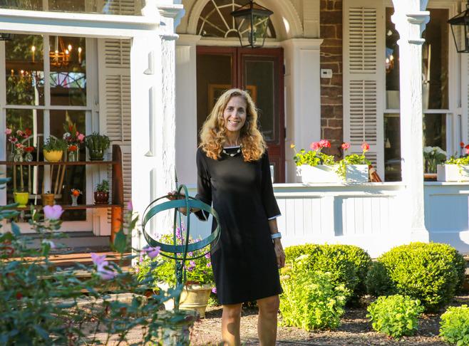 Mary Passalacqua Innkeeper Photo