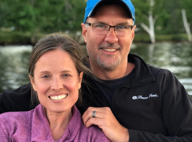 Dave and Beth Ann Innkeeper Photo