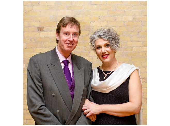 Innkeepers/Owners Mary Ellen Hermann and Andrew Meechan