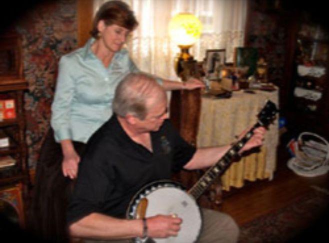 Nancy Noll & Curtis Miller Innkeeper Photo