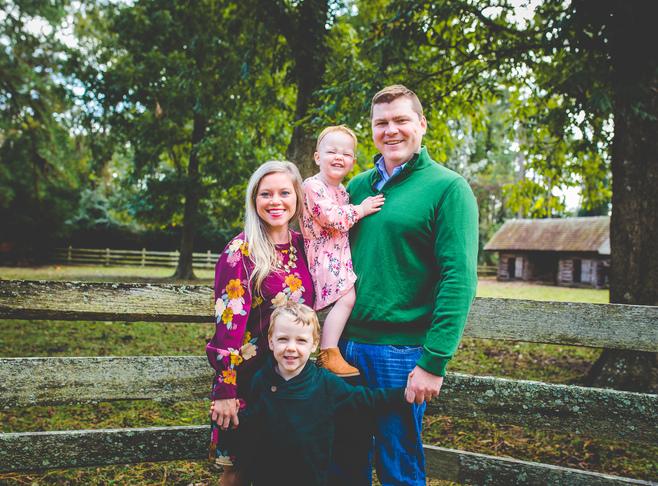 Meet The Borland Family!