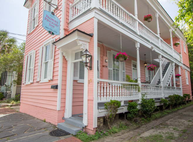 Palmers Pinckney Inn at The Market in Downtown Charleston Innkeeper Photo