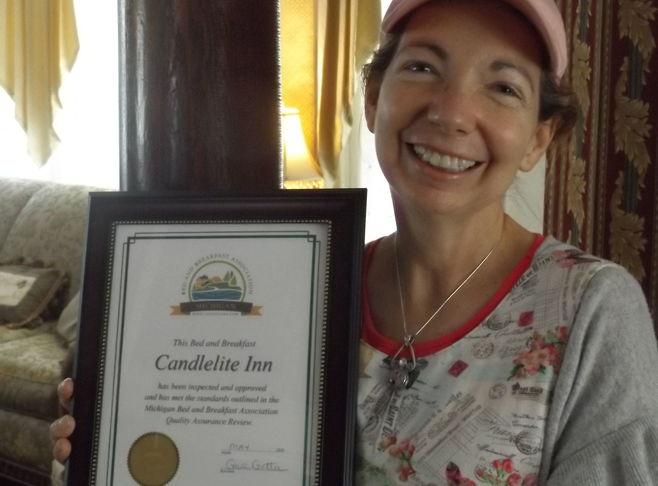 Innkeeper Melanie  Innkeeper Photo