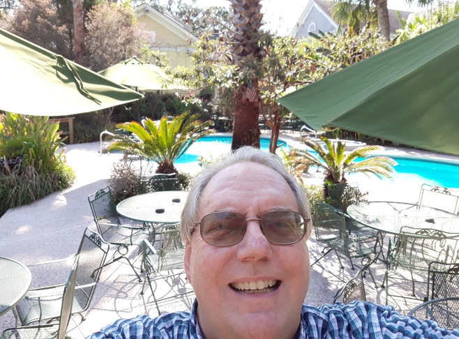 Steven, innkeeper for over 16 years at Berney Fly B&B Innkeeper Photo
