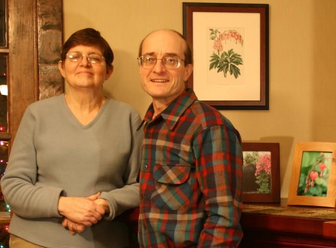 June Spriggs and David Langley, Innkeepers  Innkeeper Photo